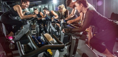 spinning hitclub fitness