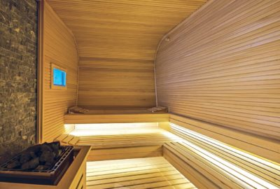 hitclub spa fitness sauna